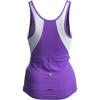Giordana Silverline Tank Top with 360 Shelf Bra - Women's Back