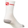 Giordana Trade Tall Cuff Socks  Back