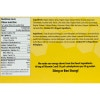 Honey Stinger Organic Energy Chews - 12 Pack Nutrition Facts