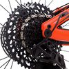 Ibis Ripley LS Carbon GX Eagle Complete Mountain Bike - 2017 Rear Derailleur/ Cassette