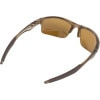 Oakley Bottle Rocket Polarized Sunglasses Through the lens