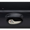 Yakima SkyBox Lo Carbonite Cargo Box Detail
