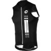 Assos nS.superLeggera Sleeveless Jersey  Black Volkanga