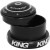 Chris King InSet 3 Tapered Headset with Griplock Bold Black