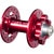 Chris King R45 Disc Road Front Hubs Red