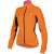 Castelli Velo Jacket - Women's Orange Fluo