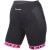 Etxeondo Olaia Shorts - Women's Black Pink