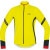 Gore Bike Wear Power 2.0 Thermo Jersey - Long-Sleeve - Men's Neon Yellow/Black