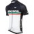 Giordana Trade Italia Scatto Jersey Black/White/Italia