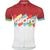 Giordana Trade Vero Jersey - Men's Spectrum Red/White/Multi (*Discontinued)