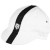 Giordana Sport Cycling Cap White/Black