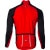 Giordana FormaRed Carbon Lightweight Men's Jacket Detail