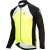 Giordana Silverline Jersey - Long-Sleeve - Men's Fluo Yellow/Black