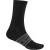 Giro New Road Merino Seasonal Wool Socks Black/Charcoal Clean (*Discontinued)