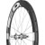 HED Stinger 6 FR Carbon Road Wheelset - Tubular Shimano Rear