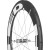 HED Stinger 7 FR Carbon Road Wheelset - Tubular Black