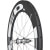 HED Stinger 9 FR Carbon Road Wheelset - Tubular Shimano Rear