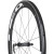 HED Jet 5 Express Carbon Road Wheelset - Clincher Black