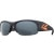 Kaenon Hard Kore Sunglasses - Polarized Graphite-Orange Logo/Grey 12