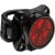 Lezyne Zecto Drive Rear Light Black/Hi Gloss
