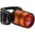 Lezyne Femto Drive Rear Light Orange/Hi Gloss