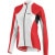 Louis Garneau Ventila SL Jersey - Long Sleeve - Women's White/Red/Black