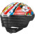 Louis Garneau Flow Kid's Helmet  3/4 Back