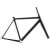 Merlin Empire Road Bike Frameset - 2015 Black/Black