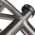 Merlin XLM 29 Titanium Mountain Bike Frame Seat Tube