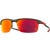 Oakley Limited Edition Ferrari Carbon Blade Sunglasses - Polarized Polished Carbon/Ruby Irid Polar
