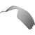Oakley Radar Pitch Replacement Lenses Black Iridium Polarized