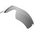 Oakley Radar Path Replacement Lenses Black Iridium Polarized