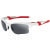 Oakley Half Jacket 2.0 XL Sunglasses Polished White/Black Iridium