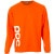 POC DH Long Sleeve Jersey  Corp Orange