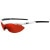 Tifosi Optics Slip Sunglasses White/Gunmetal/Red Reflective/Ac Red/Clear
