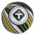 Trigger Point TP Massage Ball Yellow/Black/White